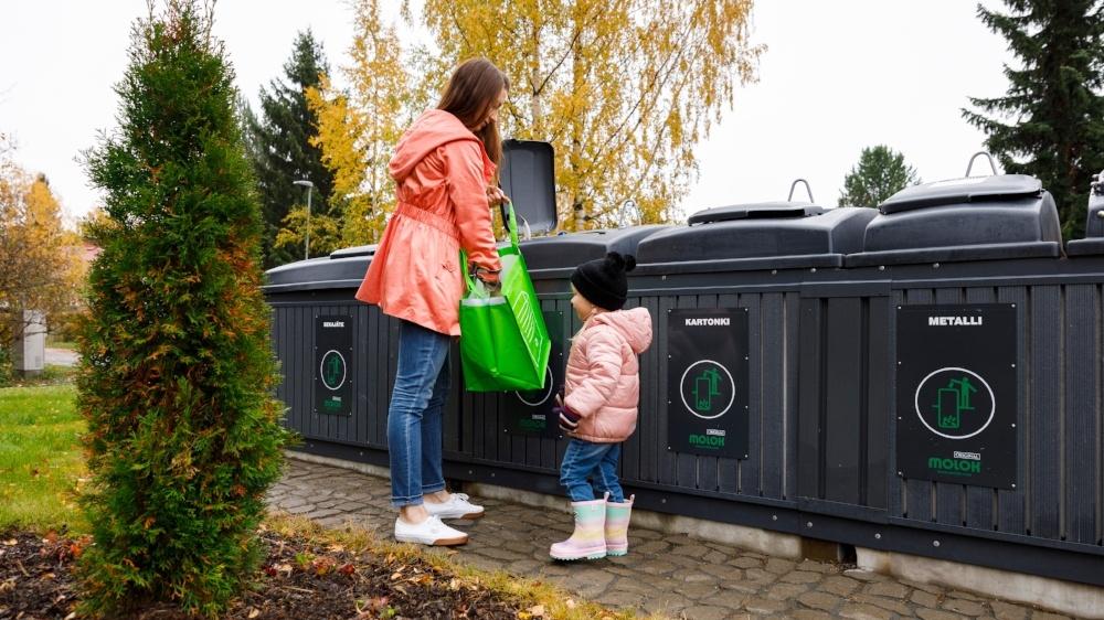 Kuinka muovi lajitellaan oikein
