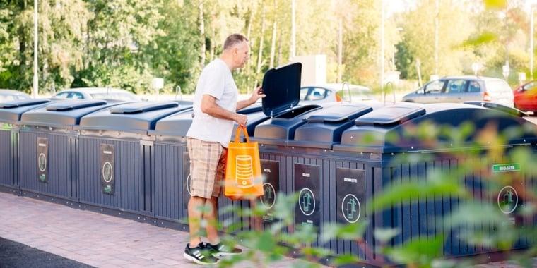 Jätehuolto-opas taloyhtiöille