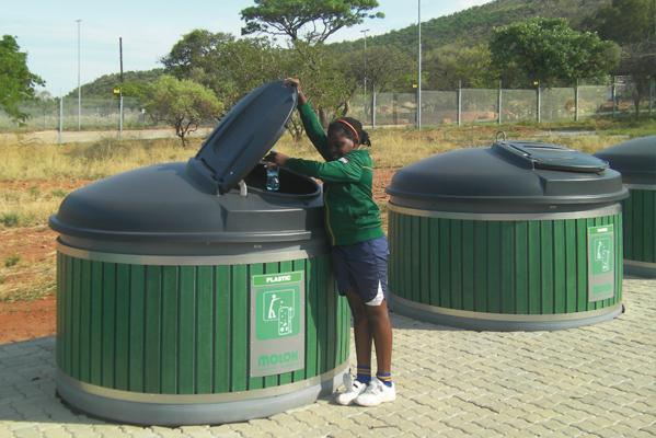 Contenedores-reciclaje-verde