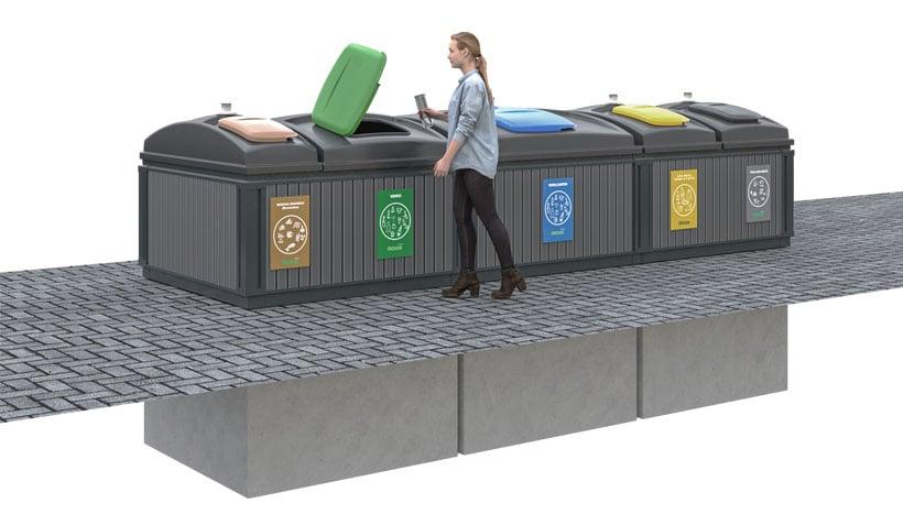gestion-de-residuos-reciclaje-contenedor