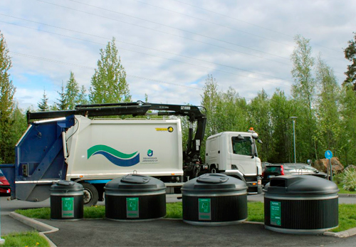 Licitacion empresas Gestion de Residuos