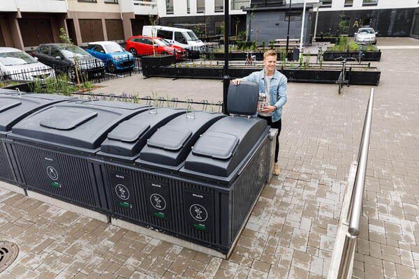 Uusi opas on ilmestynyt: Biojätteen kierrätys tärkeä osa kiertotaloutta