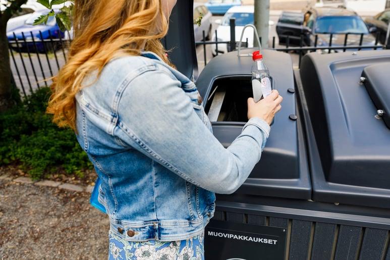 Molok muovin kierrätys