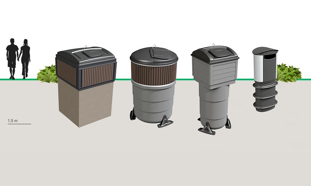 Molok-jätehuoltomenetelmän edut
