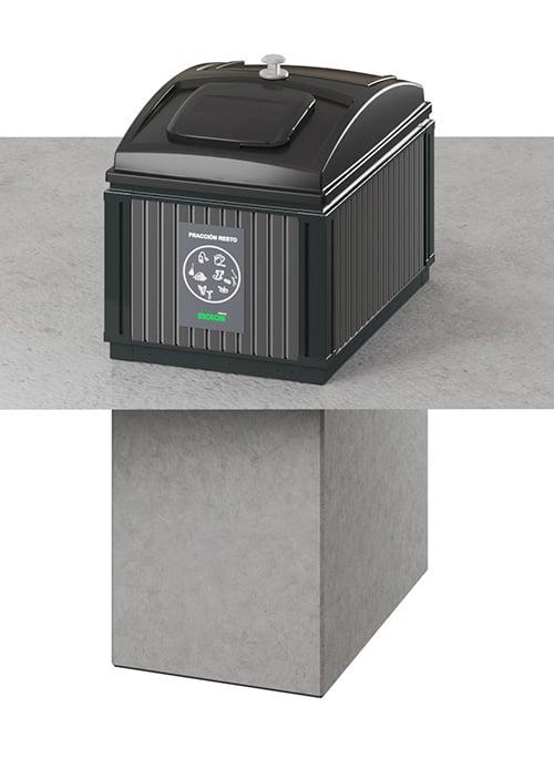 MolokDomino3m3-contenedor-soterrado