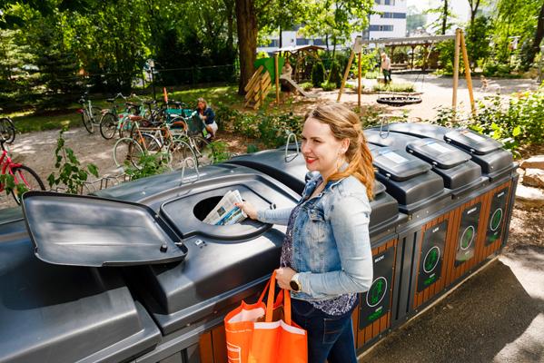 contenedores soterrados reciclaje molok