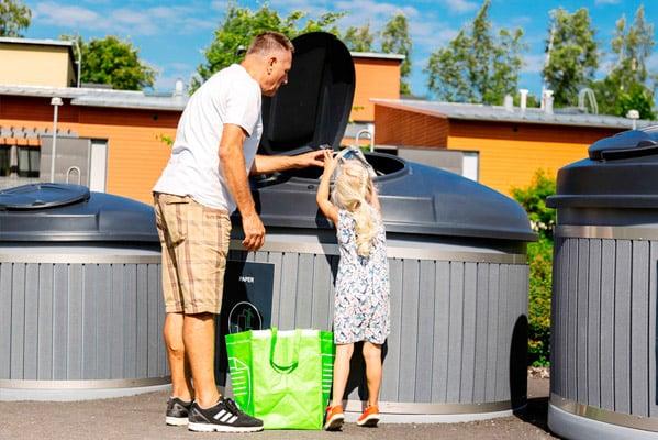 Guía práctica - 10 Acciones: Cómo alcanzar los objetivos de la Unión Europea sobre gestión de residuos y reciclaje