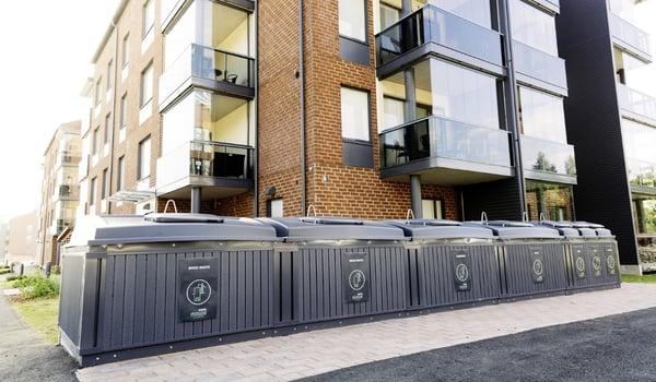 Mitä rakentajan on hyvä tietää jätehuoltomääräyksistä