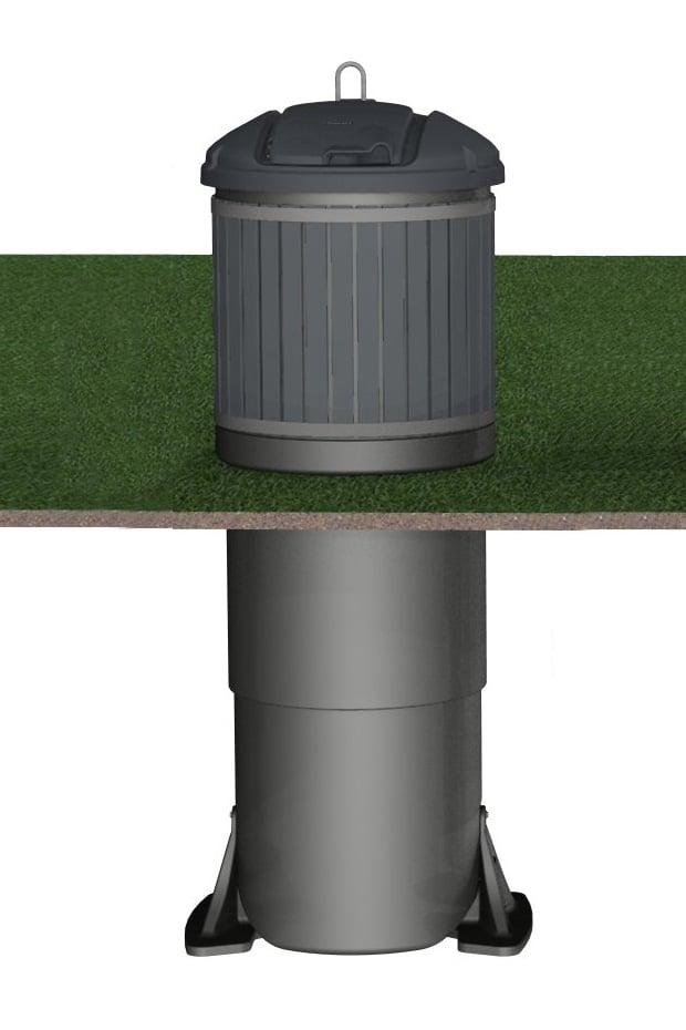 MolokClassic 1,3m³