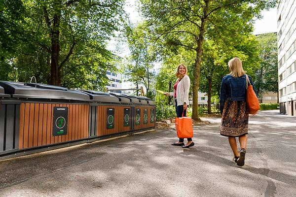 Korttelikeräys on askel kohti uusien kierrätystavoitteiden täyttymistä