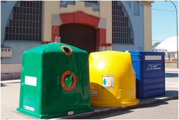 gestion de residuos contenedores iglus