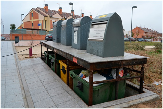gestion de residuos-soterrados