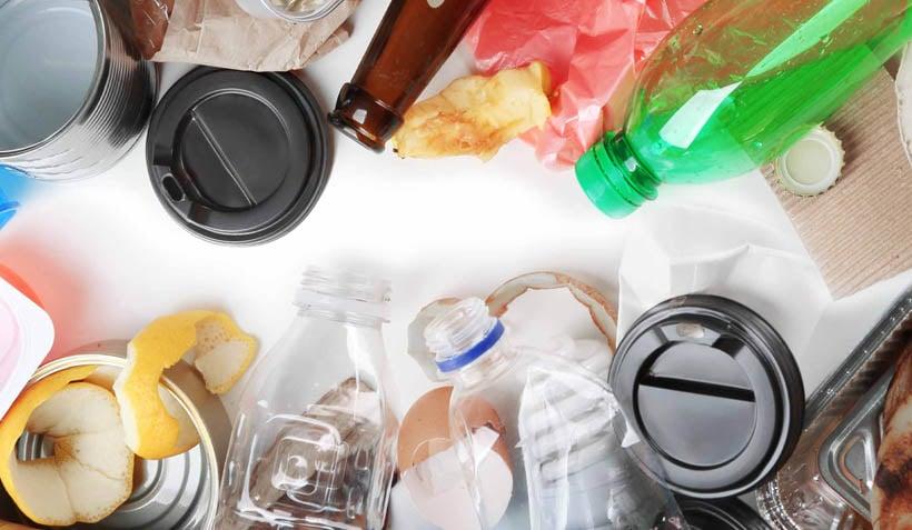 gestion de residuos-tipos