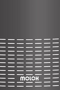 Perforerad aluminiumbeklädnad