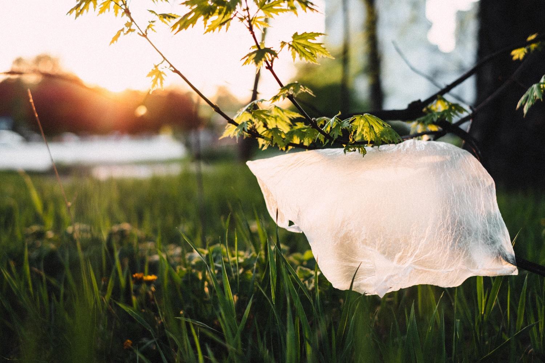 muovin kierrätys