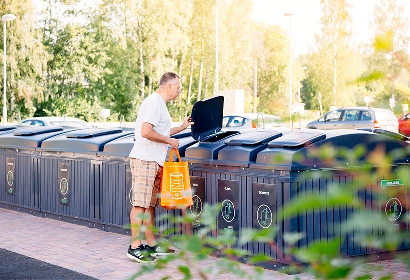 Kokosimme jätehuolto-oppaan taloyhtiöille