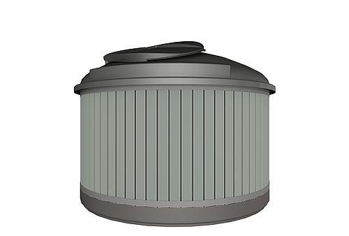 Compostite, Silver Green