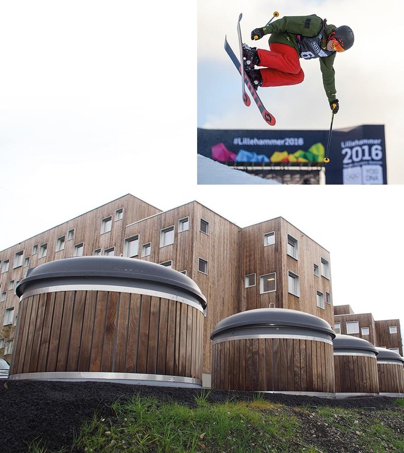 Norja Olympialaiset