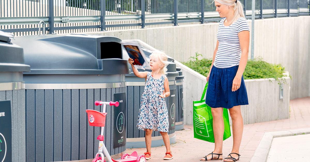 Jätehuolto kannattaa päivittää kustannustehokkaaseen syväkeräykseen