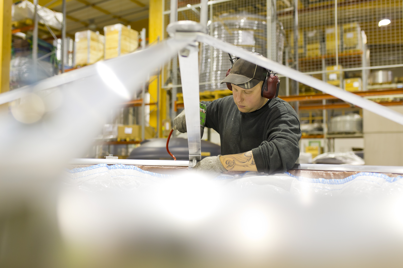 Haemme kausityöntekijöitä tuotantoomme