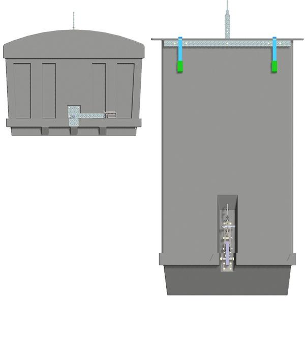 Conteneur de levage BinSystem™